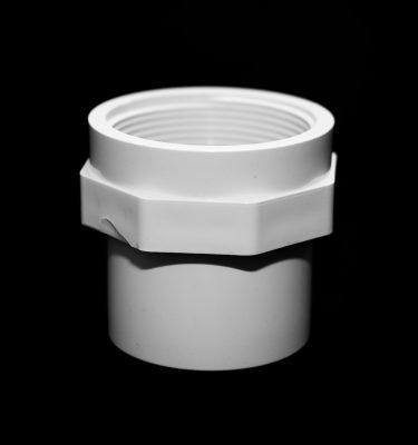 PVC Cat 3 Faucet Adaptor