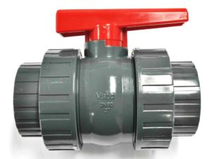 150mm Ball Valve - Double Union